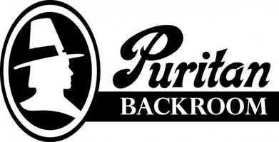 3 tie. Puritan Backroom in Manchester