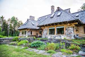 It is 3,500 square feet and sits on a 8.53 acre lot.