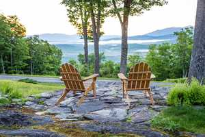It also includes views of the Presidential Range and surrounding landscape.