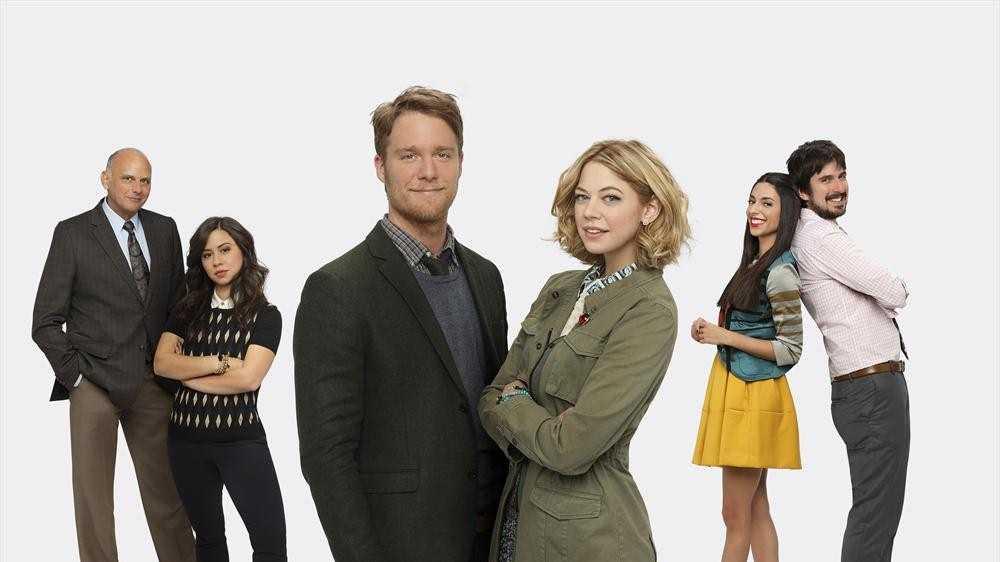 "ABC's ""Manhattan Love Story"" stars Kurt Fuller as William, Chloe Wepper as Chloe, Jake McDorman as Peter, Analeigh Tipton as Dana, Jade Catta-Preta as Amy and Nicolas Wright as David."