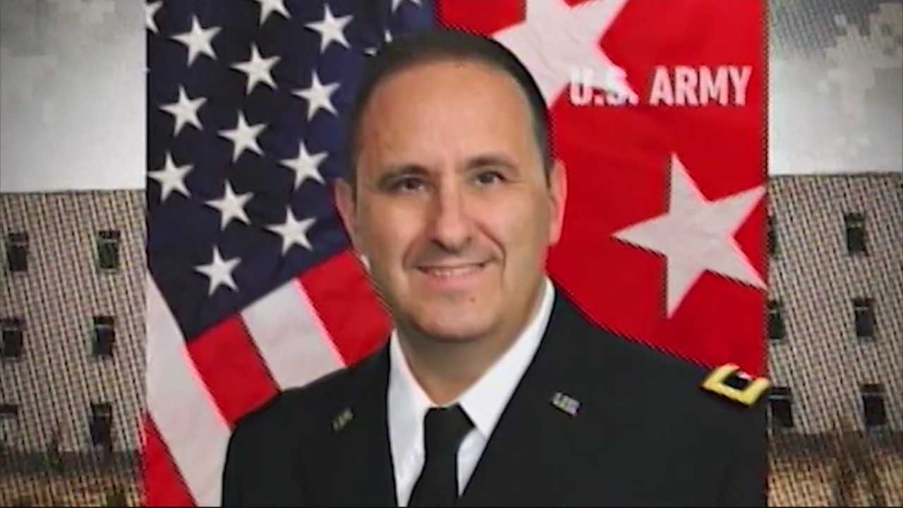 Community mourns general killed overseas