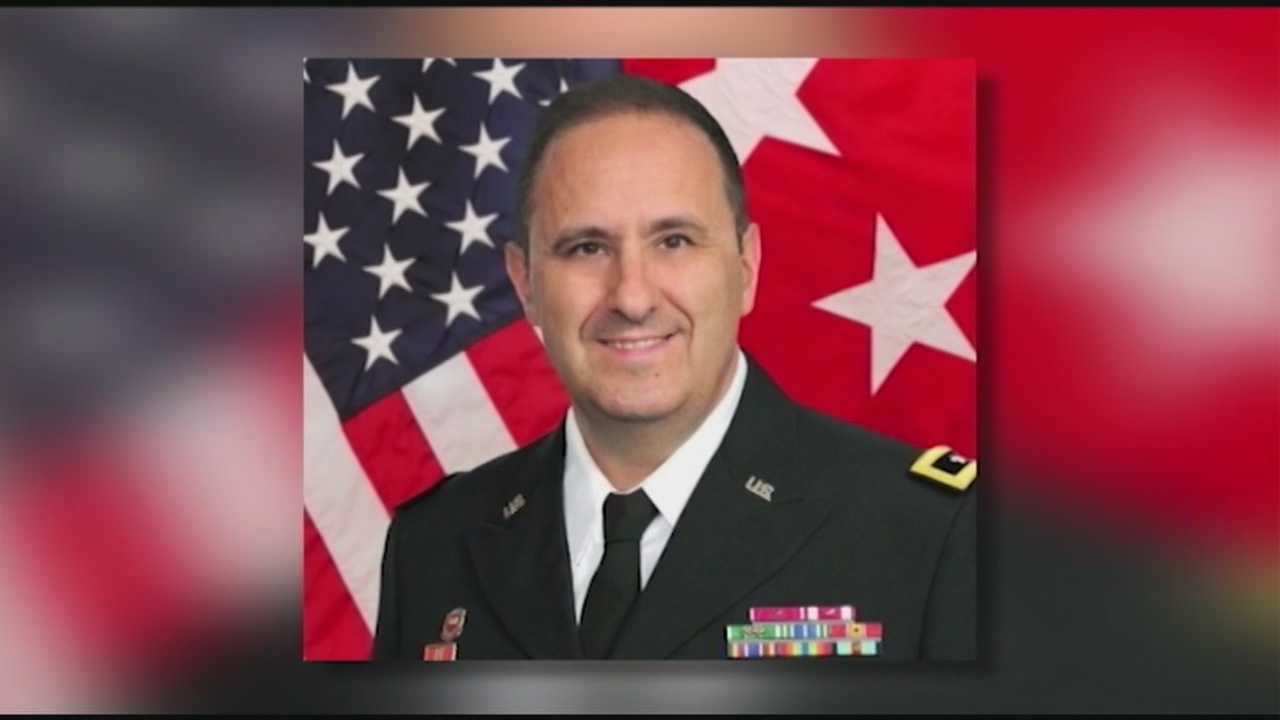 Brown remembers slain general
