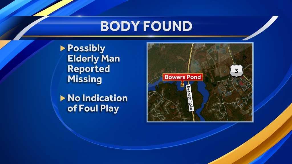 map-Merrimack body found