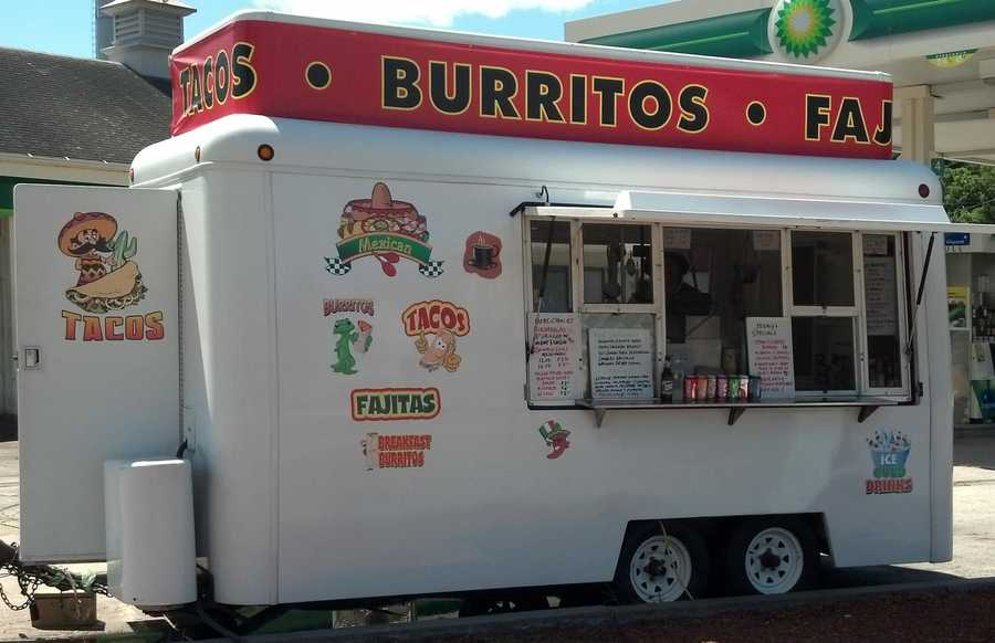 6 tie. B's Tacos in Londonderry