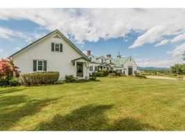 The 300-acre property includes the main farm house, located at 222 Danforth Corners Road, and...