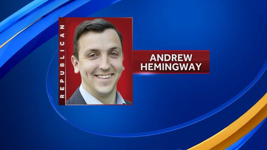 View a candidate bio for Andrew Hemingway.