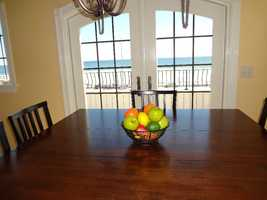 This elegant property sleeps 10-plus and is right in the heart of Hampton Beach. It is not available in August but the first two weeks of September are open. That is when the Seafood Festival is happening, Sept. 5-7.