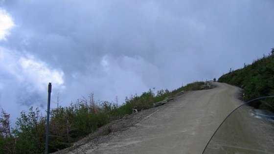 Mount Washington's Auto Road