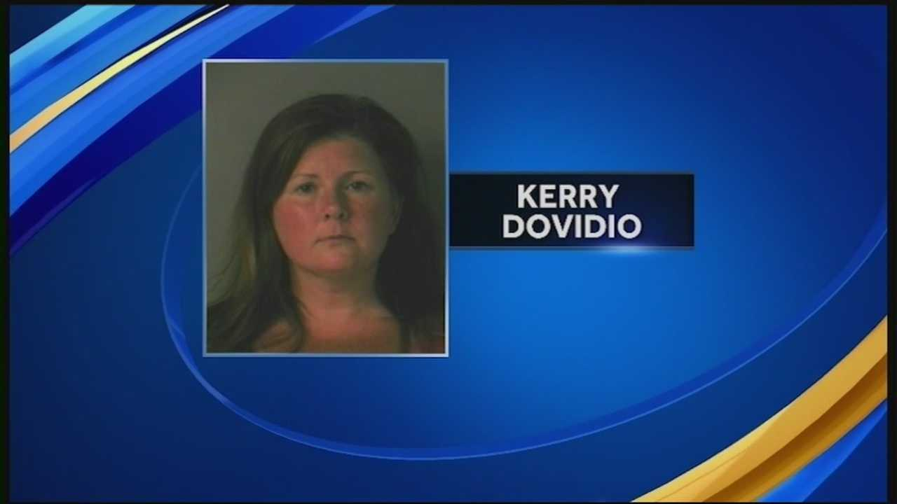 Police say witness saw impaired woman get in car with child