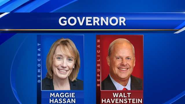 Republican Walt Havenstein is challenging Gov. Maggie Hassan in the general election.