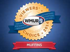 This week, we asked our viewers where to find the best muffins in the Granite State. Check out the top responses: