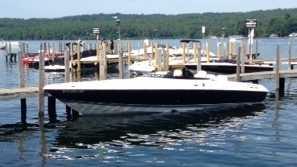 Boat stolen from Laconia marina