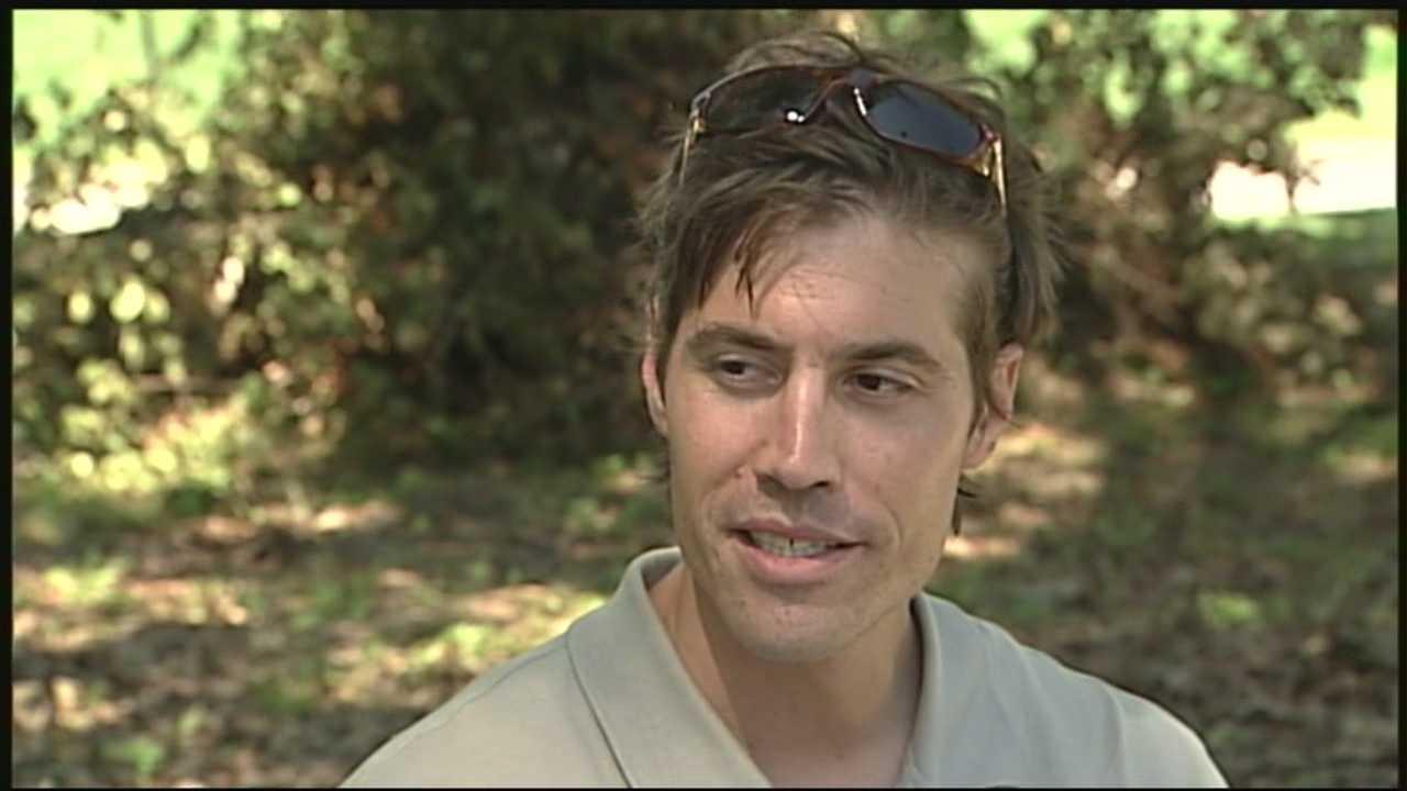 Rochester journalist killed in Syria