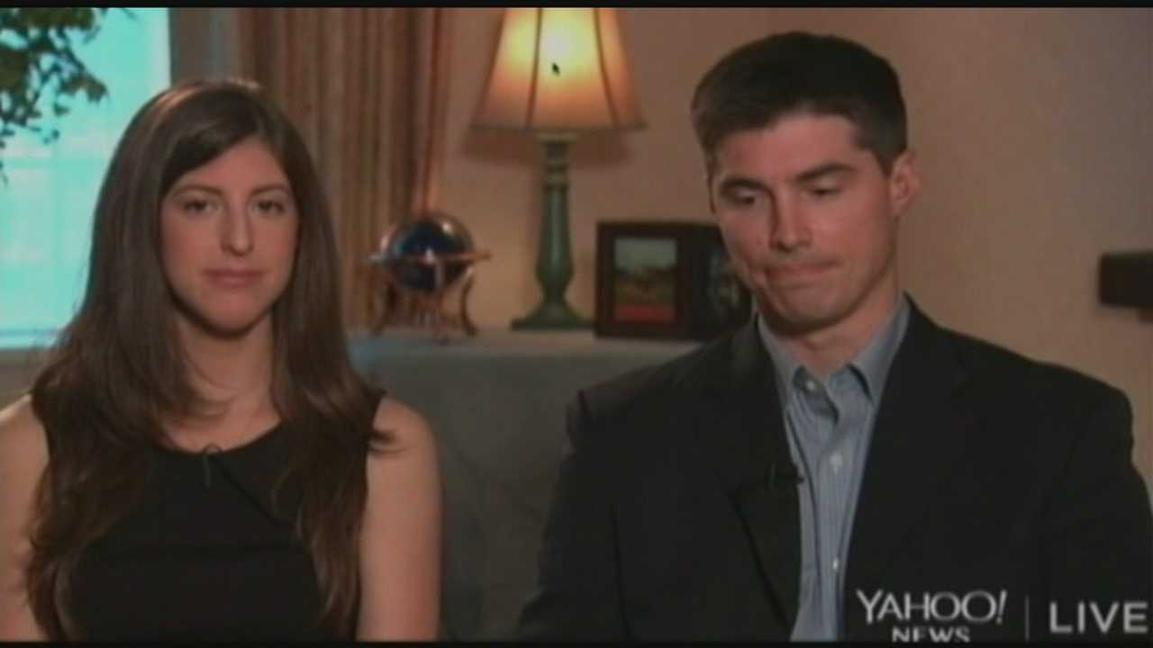 Siblings of James Foley share grief