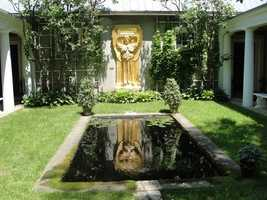 Discover the home, studios, and gardens of one of America's greatest artists, Aaint-Gaudens