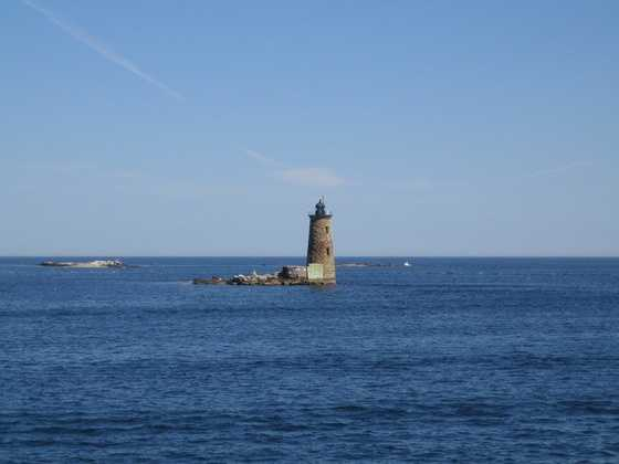 Set sail on the sea on the Isles of Shoals cruise