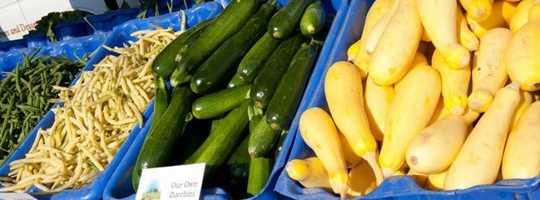 Tie-8) Tilton Farmers' Market