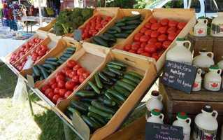 Tie-8) Littleton Farmers' Market