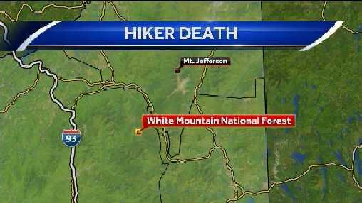 Hiker death gfx
