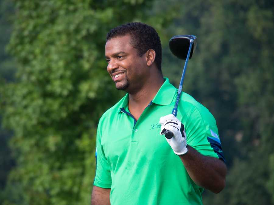 """Fresh Prince of Bel-Air"" star Alfonso Ribeiro&#x3B; partnered with Witney Carson"
