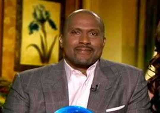 Talk show host Tavis Smiley partnered with Sharna Burgess
