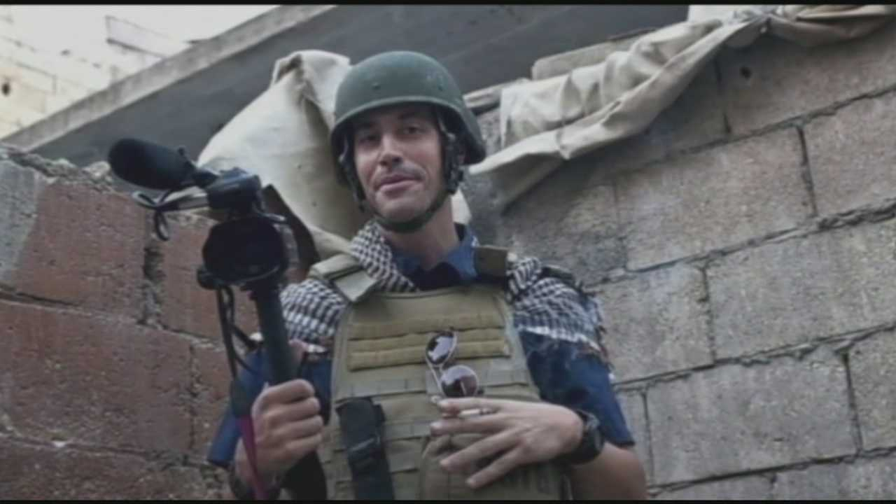 The mom of James Foley said in an interview with CNN that the government didn't do enough to try to get the journalist released. WMUR's Jean Mackin reports.