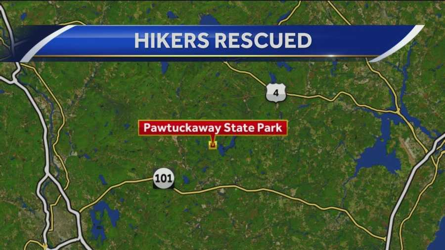 Family of seven rescued from pawtuckaway state park a family of seven is stranded after dark at pawtuckaway state park publicscrutiny Gallery