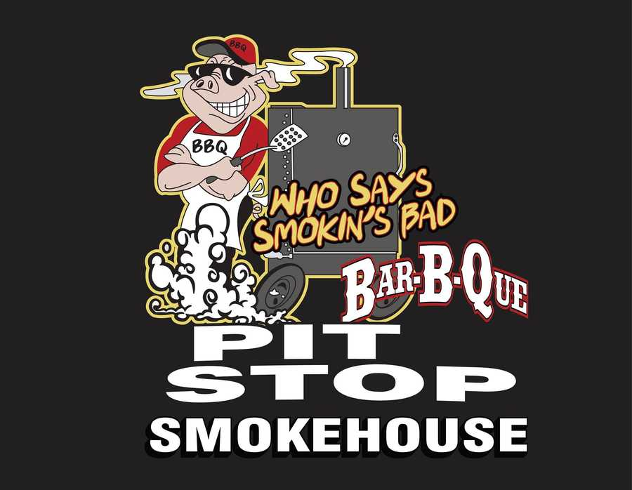 6. Pit Stop Smokehouse in Westmoreland