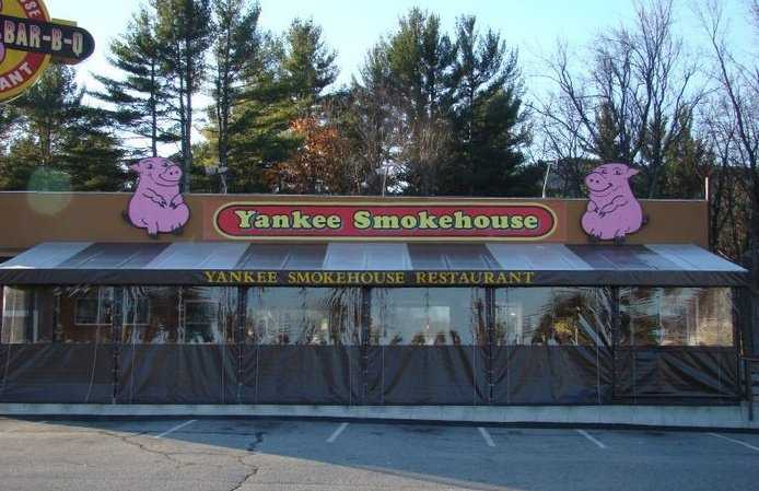 4. Yankee Smokehouse in West Ossipee