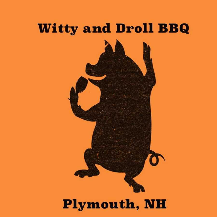 2. Witty and Droll BBQ in Plymouth