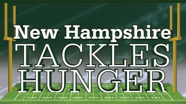 New Hampshire Tackles Hunger