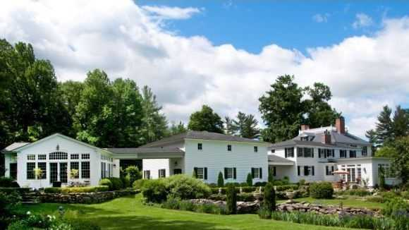 The 80-acre property and 7,375 square foot house is currently listed at $1,850,000.
