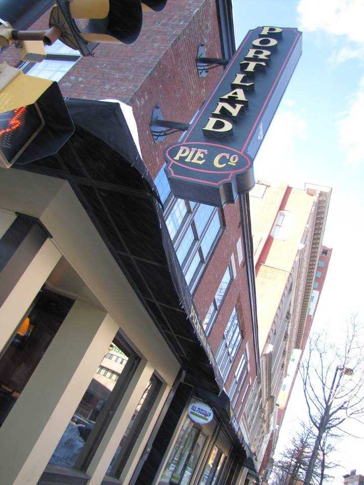 17 tie. Portland Pie Co. with multiple locations