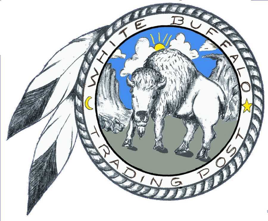 14 tie. White Buffalo Trading Post in Barnstead