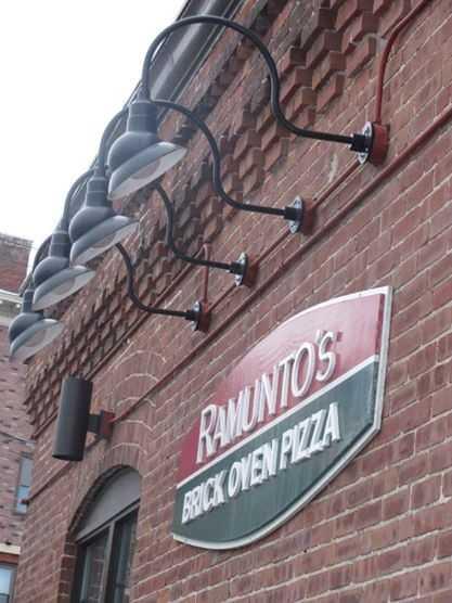 10 tie. Ramunto's Brick Oven Pizza with multiple locations