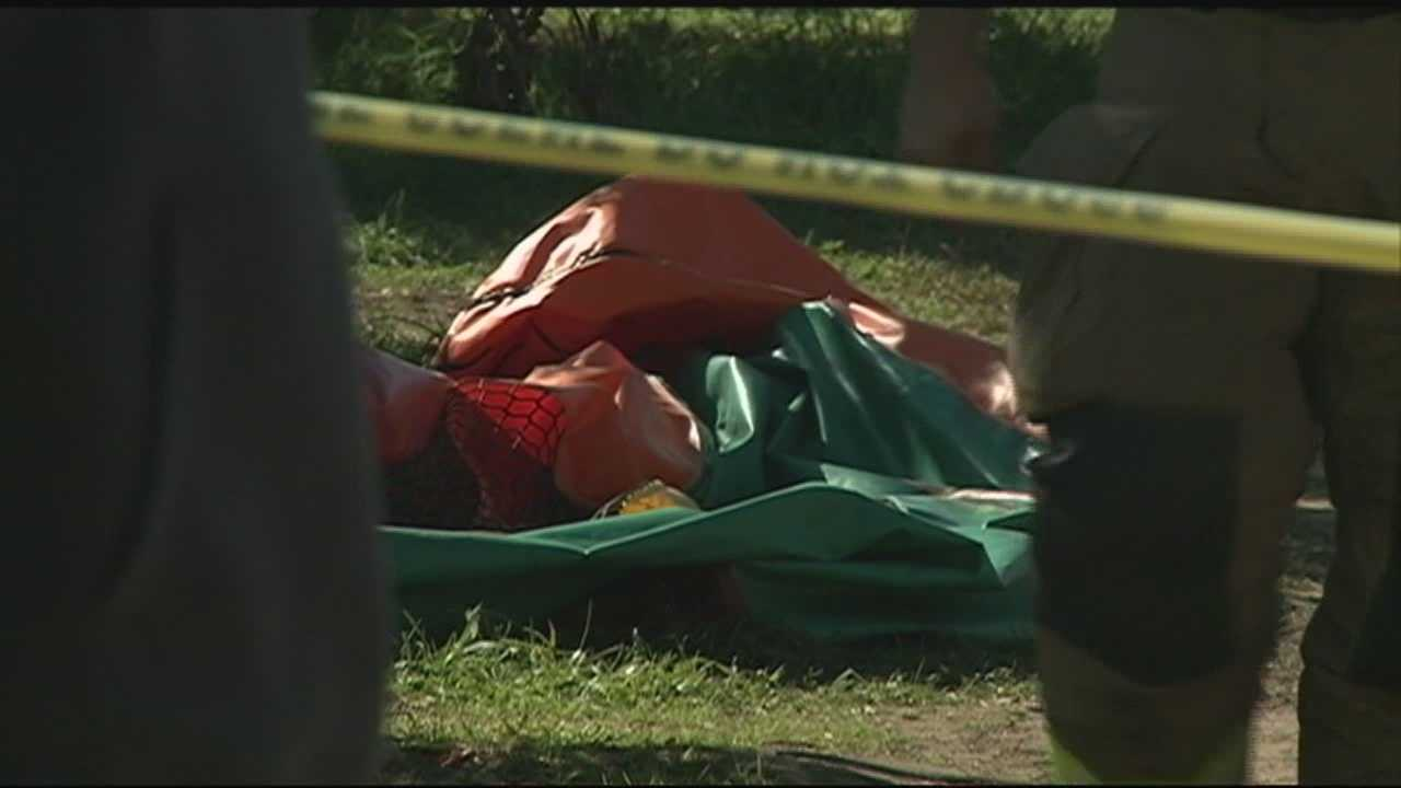 Toddlers Hurt in Bouncy House Accident