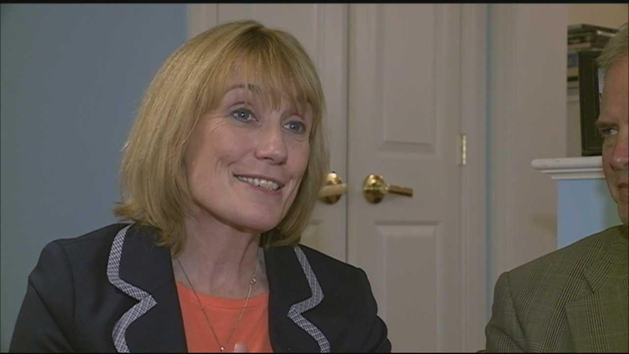 Get to know more about Gov. Maggie Hassan, who is running for re-election.