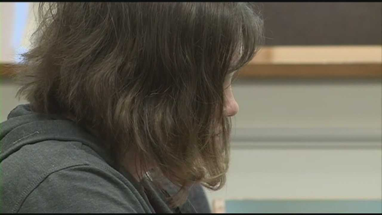 A mother from Lyman has been arrested and accused of killing her infant son.