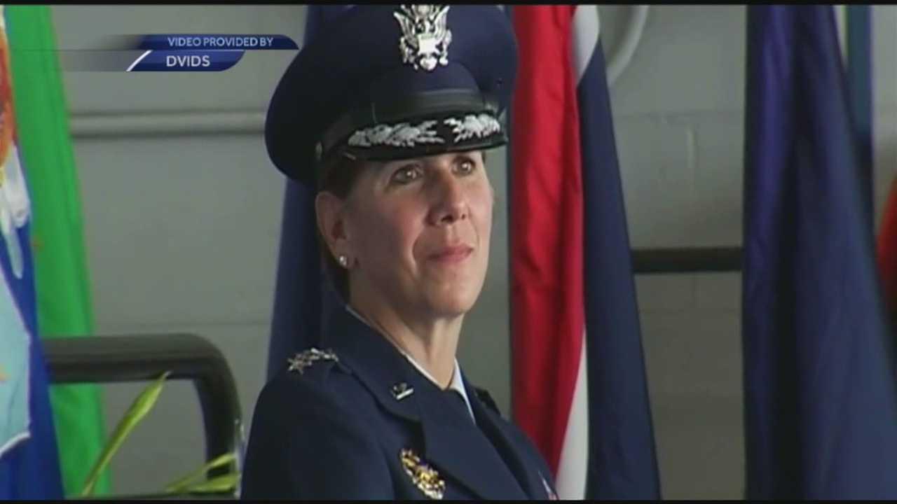 Gen. Lori Robinson