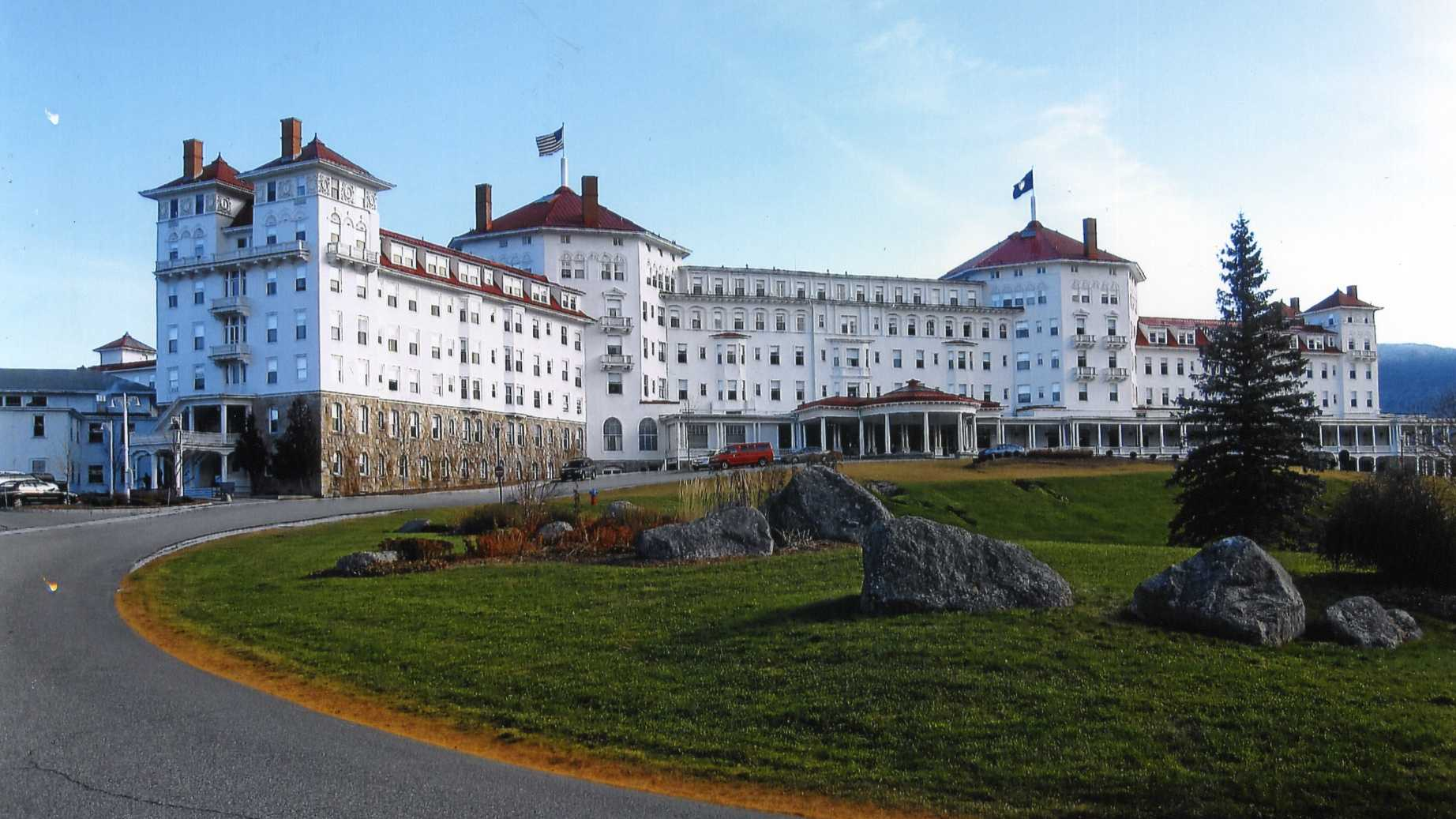 I hail from Massachusetts, but I have some ties to New Hampshire. I have a cousin that lives in Nashua and I also got engaged at the Mount Washington Hotel in Bretton Woods!