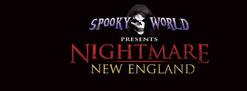 3. Spooky World presents Nightmare New England in Litchfield, New Hampshire