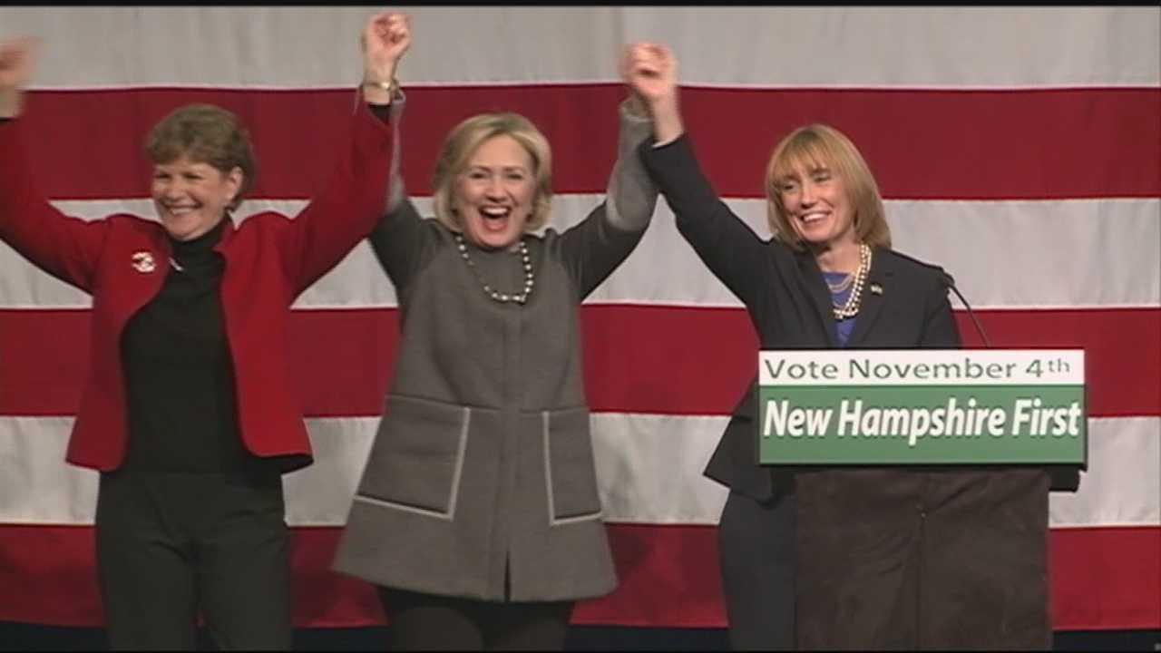 Hillary Clinton visit