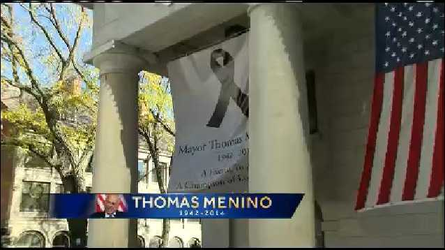 The funeral procession for former Boston Mayor Tom Menino will pass by several places of significance to the late mayor.