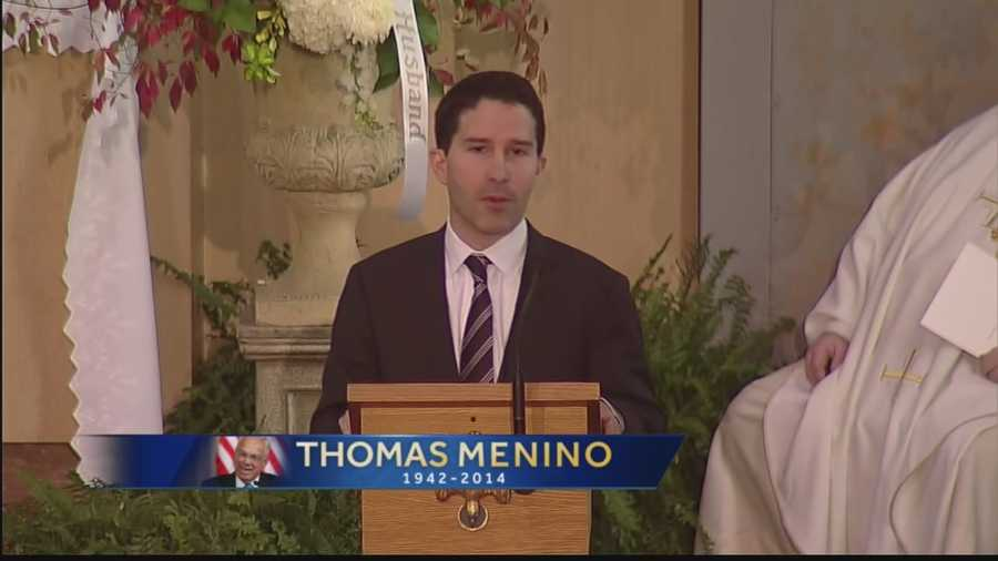 Menino's Chief of Staff Mitch Weiss says the mayor who never sought higher office has one now.