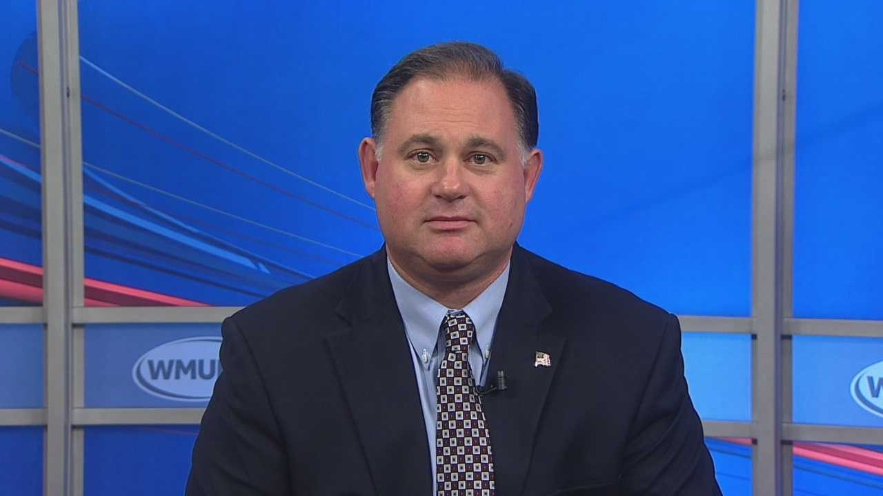 Republican 1st Congressional District challenger Frank Guinta makes his final pitch to New Hampshire voters.