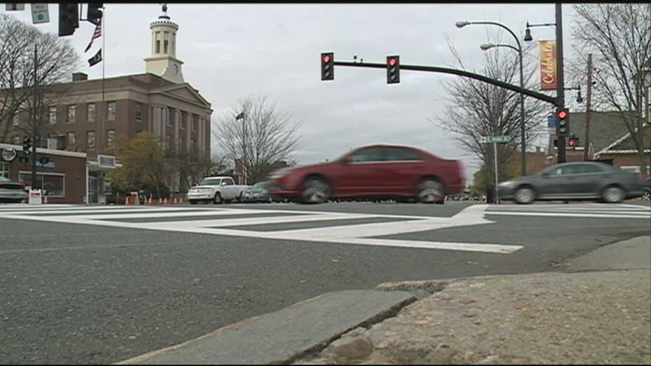 It's not just accidents that cause an intersection to land on the list of the state's most dangerous. WMUR's Adam Sexton reports.