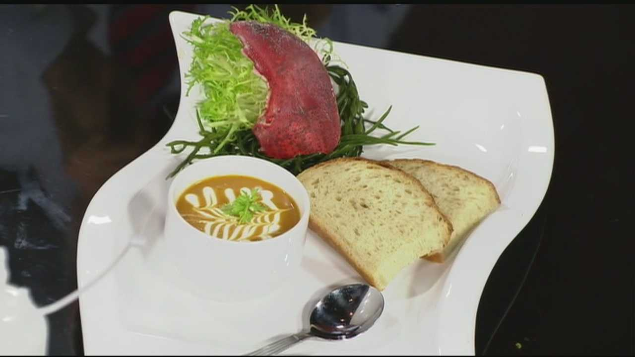 Learn how to make lobster bisque on Saturday's Cook's Corner.