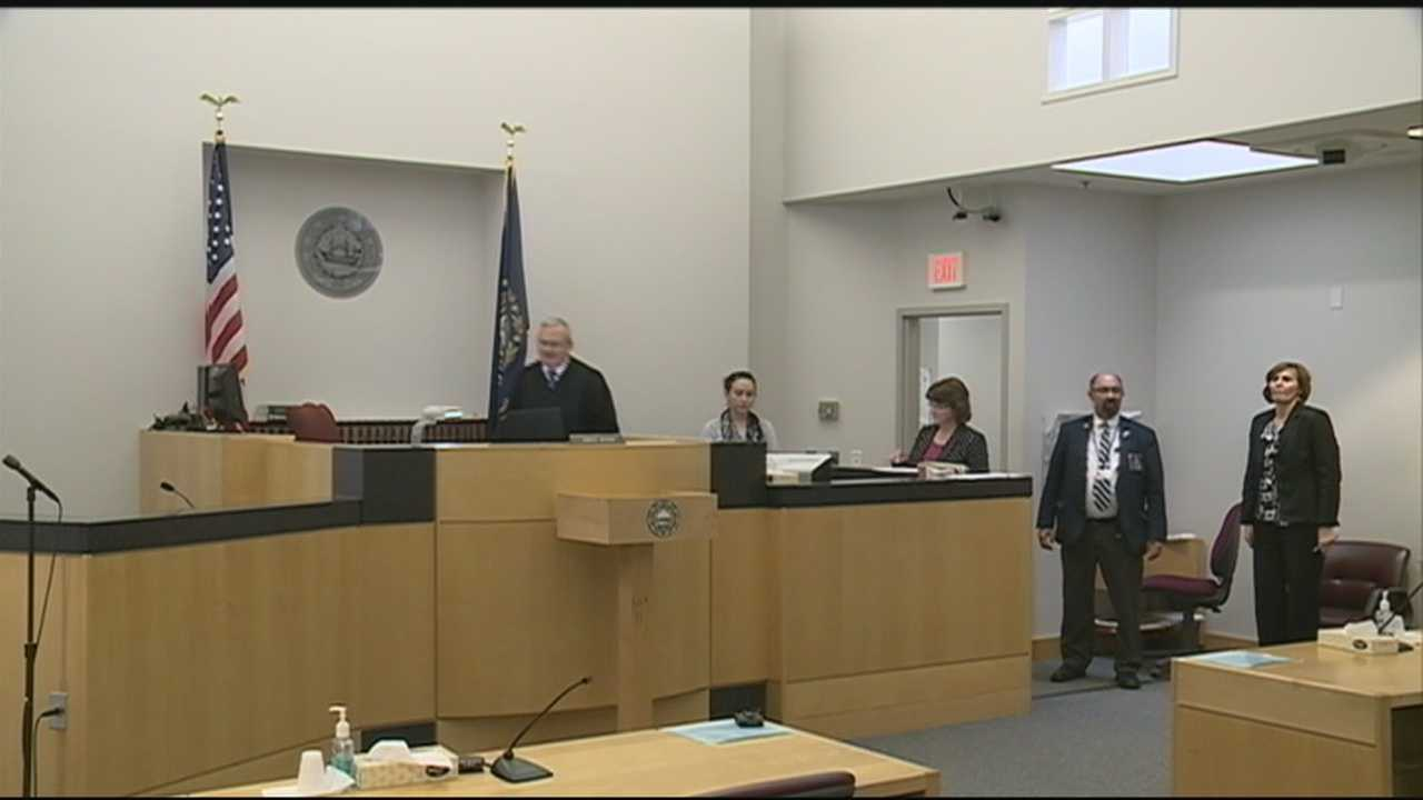 New Hampshire is making a chance to small claims court. WMUR's Heather Hamel reports.