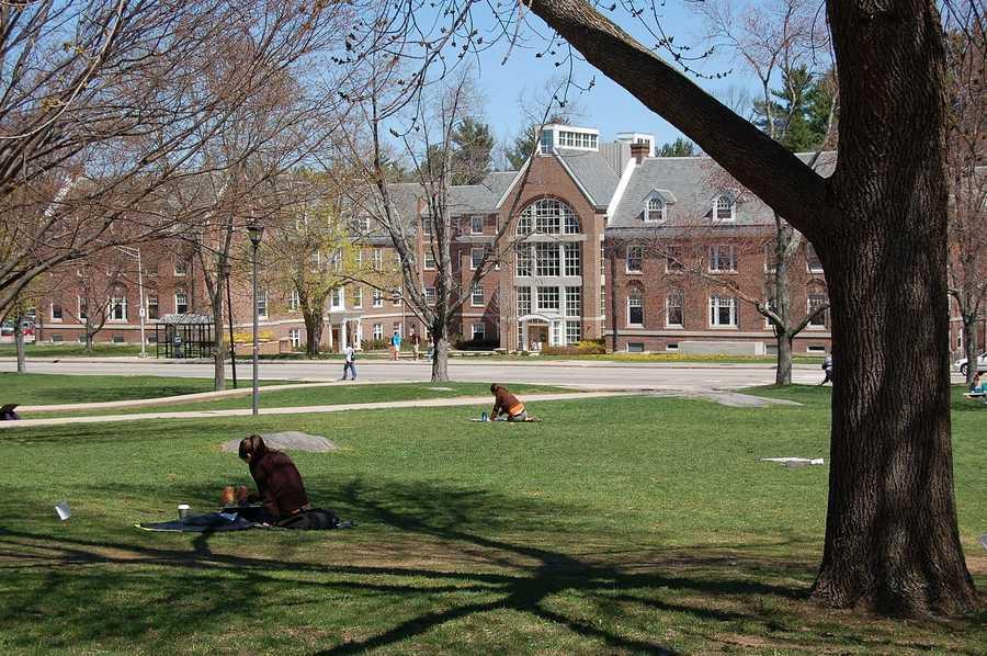 UNH - Main Campus, Durham, NHAverage Debt of 2013 Graduates: $36,064