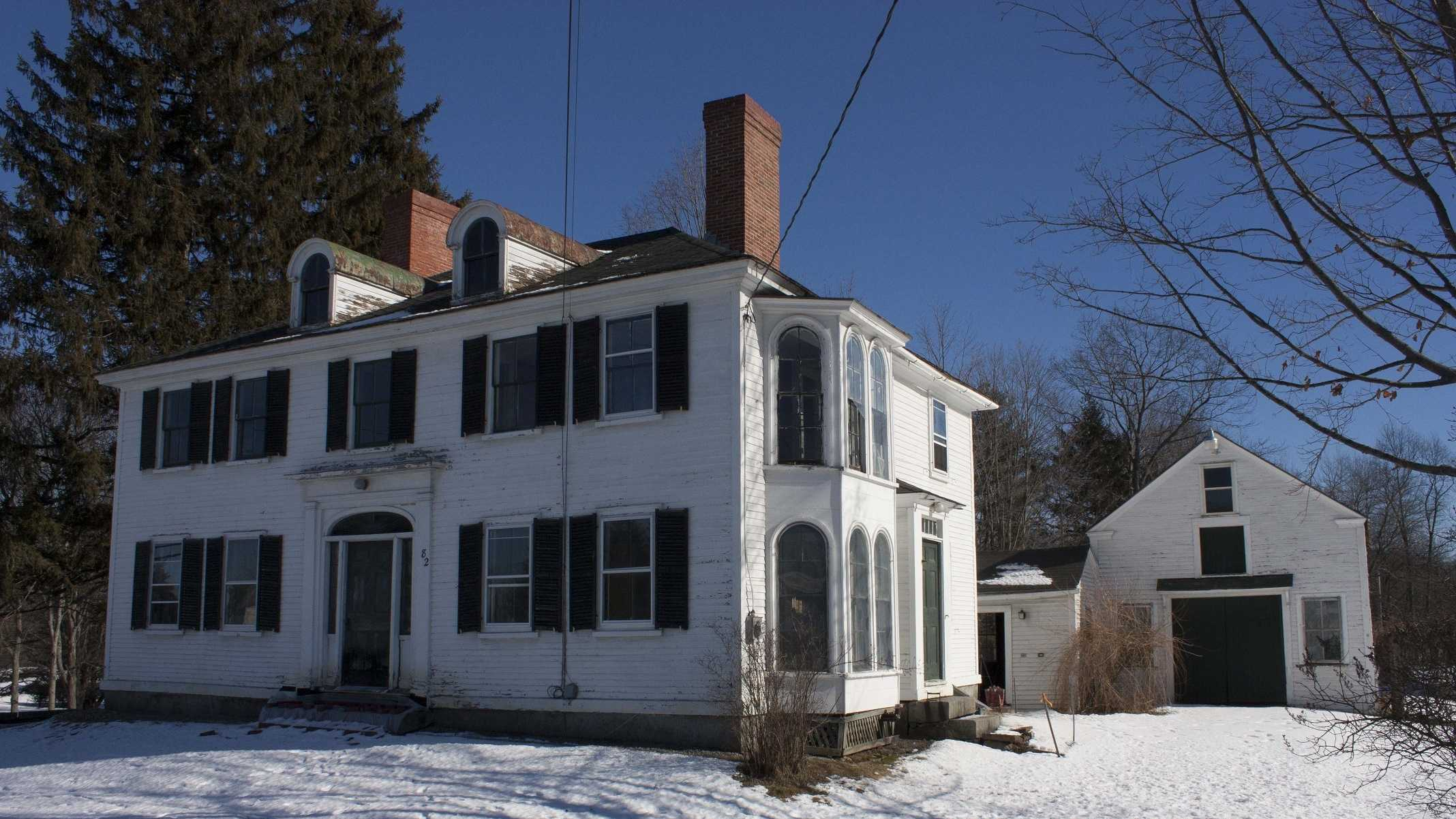 A Stratham home is now on the National Register of Historic Places.